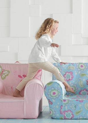 Pottery Barn Kids Anywhere Chairs