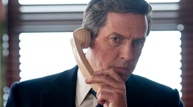 Hugh Grant Joins Man From U.N.C.L.E.